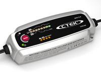 MXS 5.0 Automaattilaturi 12V, 5A, 8-vaiheinen
