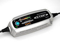 MXS 5.0 TEST & CHARGE Automaattilaturi 12V, 5A, 8-vaiheinen