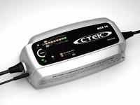 MXS 10 Automaattilaturi 12V, 10A, 8-vaiheinen, toimii virtalähteenä