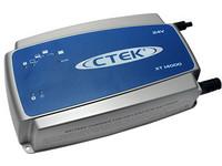 XT 14000 Automaattilaturi 24V, 14A, 8-vaiheinen, toimii virtalähteenä (ei mode nappia)