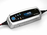 M45 MARINE Automaattilaturi 12V, 0,8A/3,6A, 4-vaiheinen