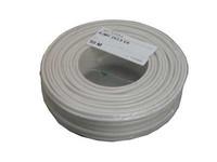 2x2.5mm2, valkoinen AJMY NK-Draka  -  pu- ke