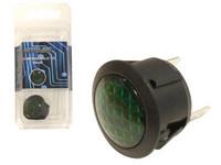 LED-merkkivalo,20mm asennusreikään, vihreä