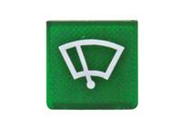 Symboli PYYHKIJÄT, vihreä