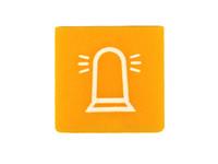 Symboli MAJAKKA, keltainen