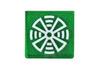 Symboli PUHALLIN NOPEA, vihreä