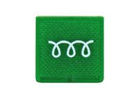 Symboli LÄMMITYS/HEHKUTUS, vihreä