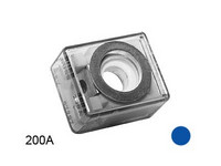200A Terminal, mitat 23x27,8x16,3mm, 5191 sulakerasiaan, Blue Sea
