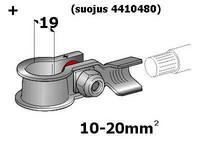 Akkukenkä, 10-20mm2