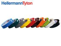 Hellermann PVC-sähköteippilajitelma