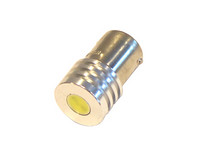 LED-polttimopari 12v BA15S valkoinen