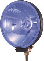 Sirius kaukovalo 160mm sininen lasi Ref.30