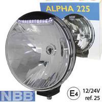 ABL NBB kaukovalo H1 12/24V ref. 25