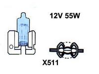 Polttimo Blue 55W, X511