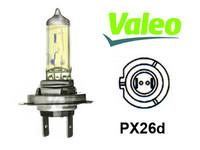 Polttimo Valeo Aqua Vision 55W, PX26d
