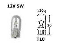 Polttimo 5W, T10