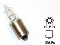 Minihalogen 12V 5W BA9S