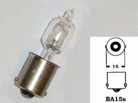Minihalogen 12V 5W BA15S