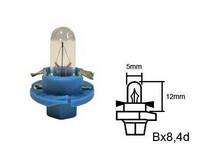Polttimo, kanta Sininen 1.8W, Bx8.4D