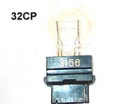Polttimo 12V 27W, G25.5 /T20. S25