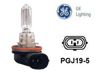 Halogenpolttimo H9 65W, (PGJ19-5)