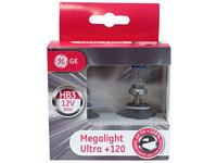 Halogenpolttimo HB3 60W, (P20d) +120% Megalight Ultra (2kpl)
