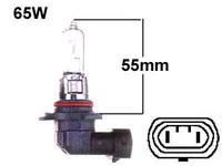 Halogenpolttimo HB3 65W, (P20d)