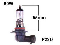 Halogenpolttimo HB4 55W, (P22d)
