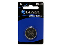 Globe Batteries Lithium CR2450 nappiparisto 1kpl
