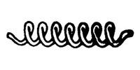 Bensaletku Husqvarna 242 (spiraali)