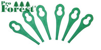Terälappu Bosch Trimmerit vihreä (6 kpl)