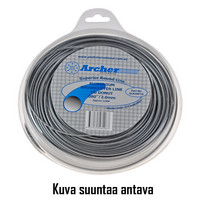 Siima ARCHER: Alulon 2,0 mm 63 metriä, pyöreä