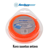 Siima ARCHER: Twin Stop 3,0 mm 12 metriä, kierretty