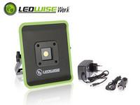 LED-työmaavalaisin, ladattava