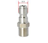 B&S pikaliitin adapteri Foam Lanceen