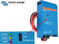 Siniaalto invertteri Victron Energy 800VA laturilla