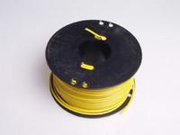Autojohto 2.50mm2 100m keltainen