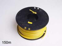 Autojohto 2.50mm2 150m keltainen