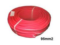 Akkukaapeli 95mm2 punainen