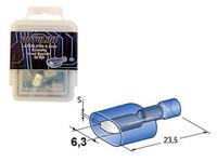 Lattaliitin uros mm.ryöstäjään, sininen, 50kpl rasia