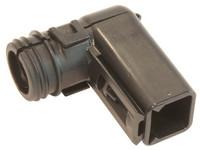 Putkiadapteri Deutsch 90°, 1605-N8K047 sarjalle, suojaputket sisähalk.4.5-10mm