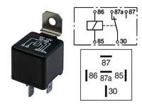 Kytkentärele 5-napainen 12V 30/40A