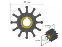 Siipipyörä, HD 65x15.8x41.5mm, 178g