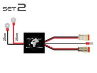 CAN Kytkentäsarja 2:lle valolle DT