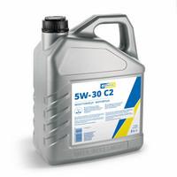 Cartechnic moottoriöljy 5W-30 C2 5 L