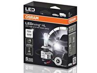 Osram LED-polttimopari H7 Ledriving GEN2