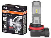 Osram LED-polttimopari H8/H11/H16 Ledriving FL