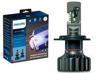 Philips LED-Ajovalopolttimopari H4 Ultinon Pro9000