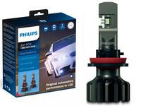 Philips LED-Sumuvalopolttimopari H8/H11/H16 Ultinon Pro9000