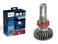 Philips LED-Sumuvalopolttimopari H8/H11/H16 X-tremeUltinon LED gen2